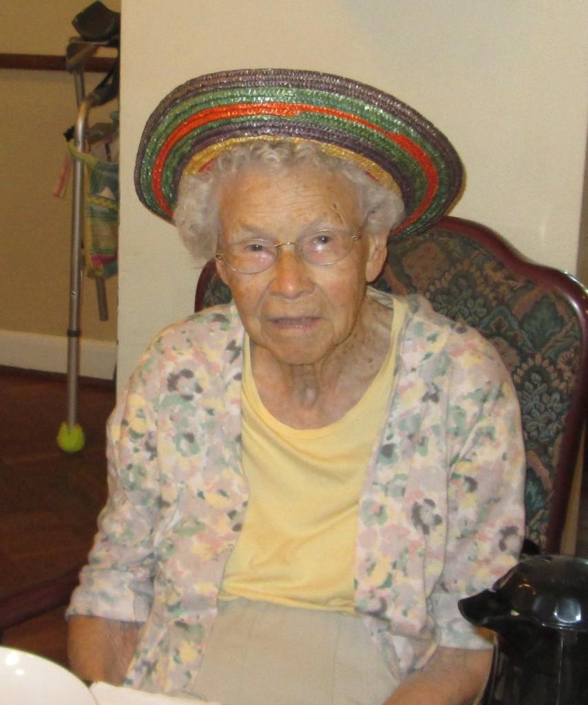Crazy Hat MaryAnn